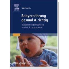 Buch 'Babyernährung gesund & richtig'