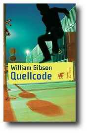 Cover Quellcode von William Gibson