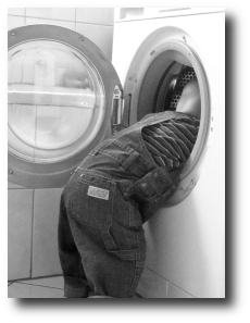 Waschmaschinenbefüller