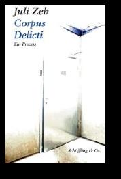 Cover von Corpus Delicti von Juli Zeh