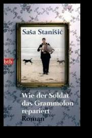 Cover von 'Wie der Soldat das Grammofon repariert'