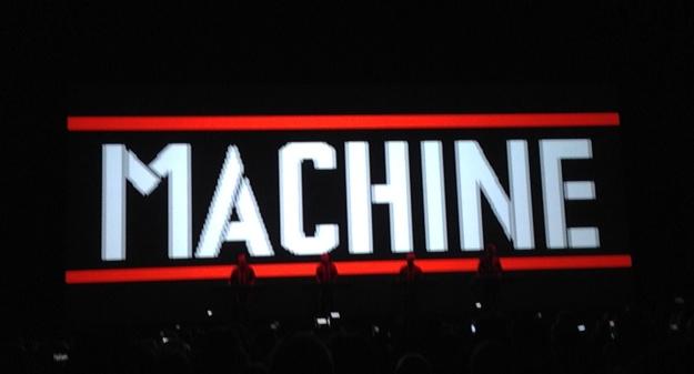 Kraftwerk: Machine