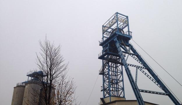 Sondershausen Schachtturm