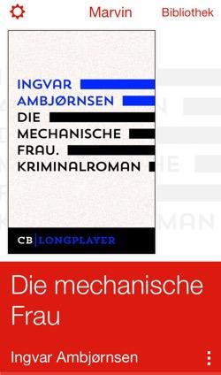 Cover: Die mechanische Frau