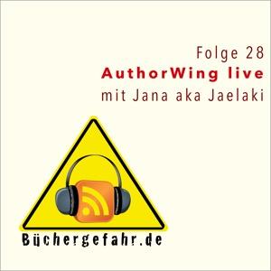 Folge 28: AuthorWing live