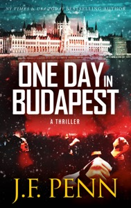 Cover One Day in Budapest