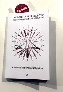 Cover Fabian Neidhardt: Das Leben ist ein Erdbeben