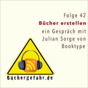 Folge 42 des Büchergefahr-Podcasts
