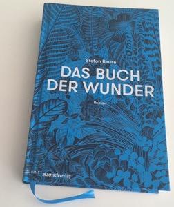 Cover: Das Buch der Wunder von Stefan Beuse