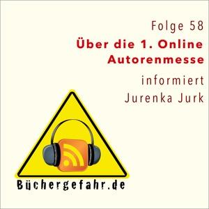 Büchergefahr #58 mit Jurenka Jurk