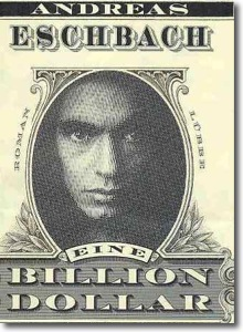 Cover: Eine Billion Dollar von Andreas Eschbach