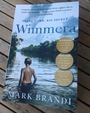 Mark Brandi: Wimmera