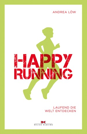 Cover: Happy Running von Andrea Löw