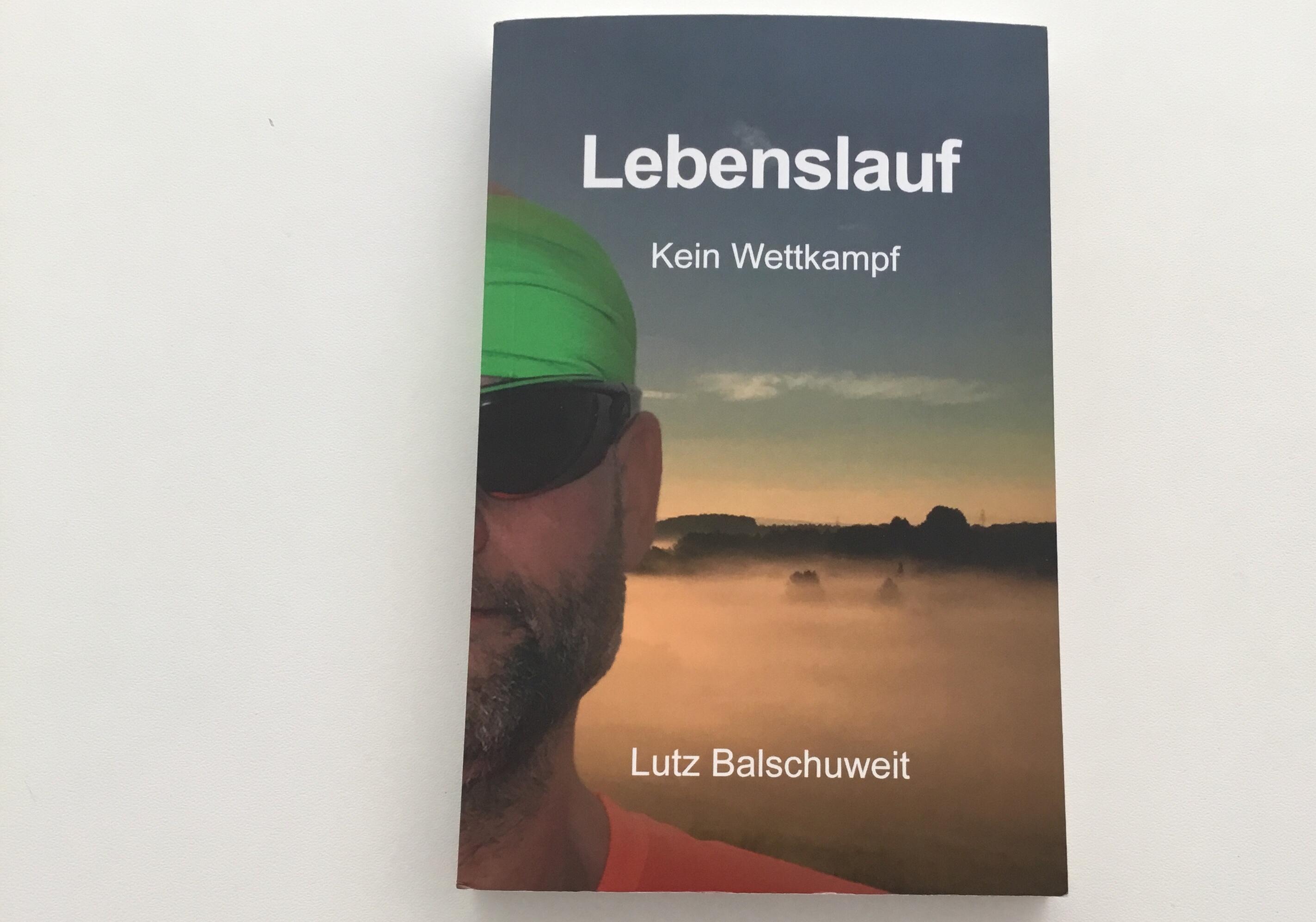 Gelesen: Lebenslauf von Lutz Balschuweit
