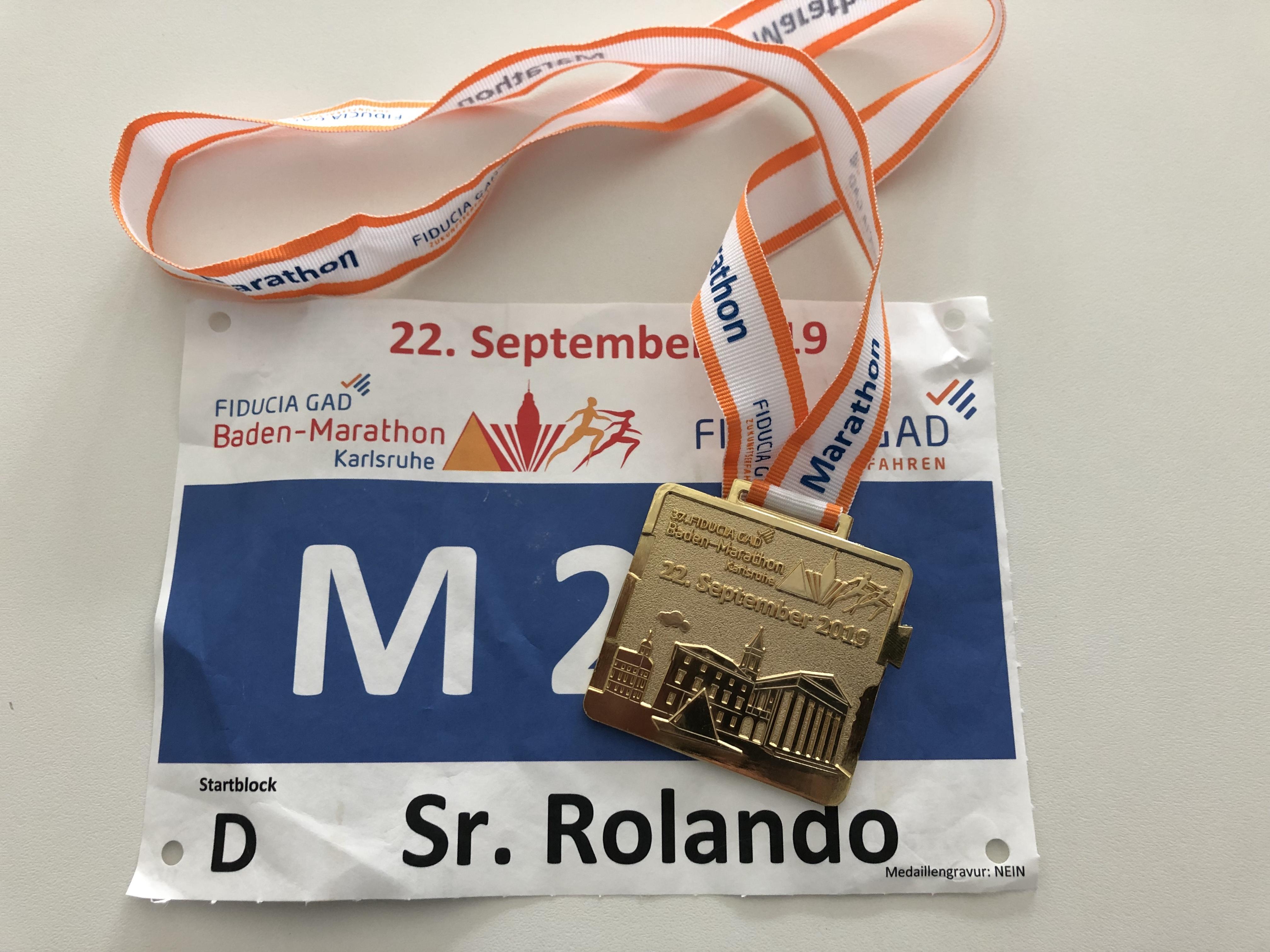 BadenMarathon 2019