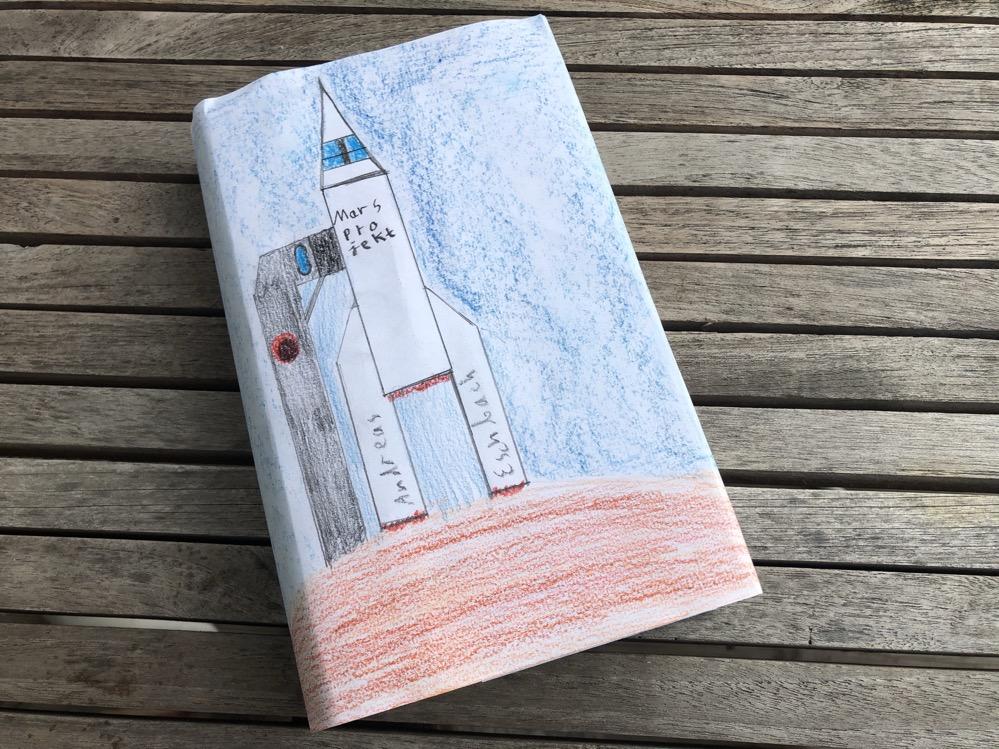 Das Marsprojekt von Andreas Eschbach