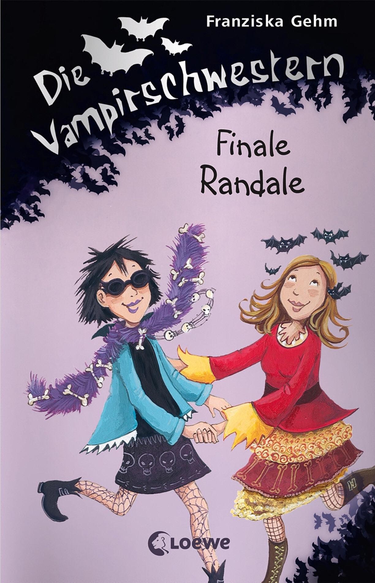 Vorgelesen: Die Vampirschwestern von Franziska Gehm